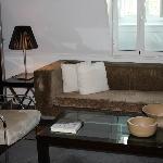 Superior Room Sitting Area