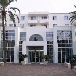 Hotel Vista Badia (front)