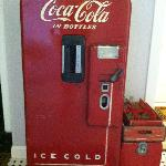Working Coke machine