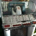 Another juke box on the main level