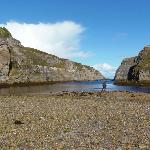 Smoo Cave inlet