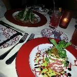 Corallo Rosso dining