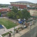 view from room of Beale