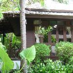 Chaweng Gardens Beach - bungalows