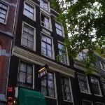 Desde la calle Herengracht