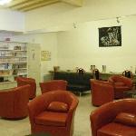 Espace bibliothèque manga