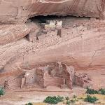 Cliff Dwellings in Canyon de Chelly