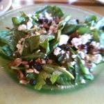 Anthony's Home Port - Huckleberry cashew salad