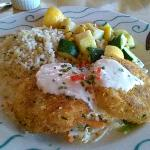Anthony's Home Port - Crab cakes