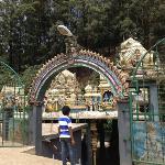 Sita Amman Temple - Nuwara Eliya