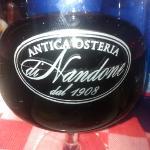 Photo de Antica Osteria Nandone