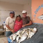 tableau de pêche