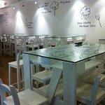 Vista de mesas