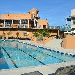 Beautiful 25 metre salt water pool