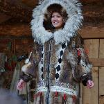 "Alaskan native winter coat - very difficult to create ""Awesome"""