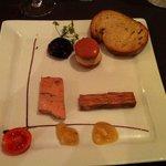 choix de foie gras