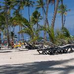 Spiaggia tra Beach e Bavaro Palace