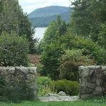 View to Lake Sunapee