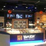 Yam Kee counter