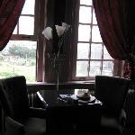 Sitzbereich Zimmer