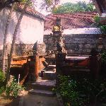 le temple du senen beach inn