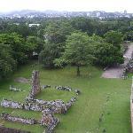 Vista desde el mirador de la torre
