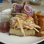 Spicy Seared Ahi Sandwich - unforgettable!!