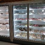 i dolci e le torte gelato
