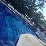 Pool at 7am
