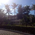 Resort villas