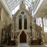 hoteleigene Kapelle (für Hochzeiten)