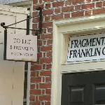 Benjamin Franklin's neighborhood and home