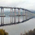 Tasman Bridge - Looking Toward Hobart