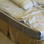 Worst Mattresses or beds ur back will exp in ur life :) DIRTY