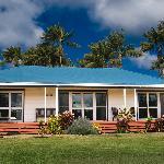 Samuel McCoy Cottage with verandah