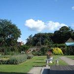Sunbury Park Walled Garden