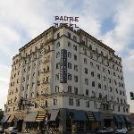 Art Deco restoration of Padre Hotel