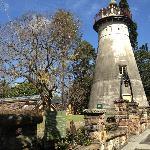 The Old Windmill - Tourist landmark
