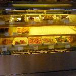 Food at Cafe Zambra