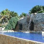 nice pool and nice view