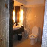toilet & vanity
