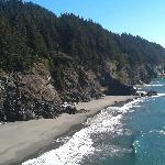 Coast only a 20-30 min drive up and down coast line