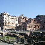 L'Vlpia nel Foro di Traiano