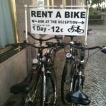 Fahrrad Verleih