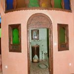 Bathroom of the Chleuhowi bedroom