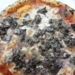 Pizza con carne di cavallo