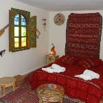 Berber double room on the terrace