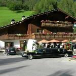Unser Gasthaus Grossvenediger in Prägraten in Osttirol