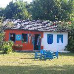 As casinhas coloridas