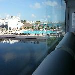 View from La Hacienda